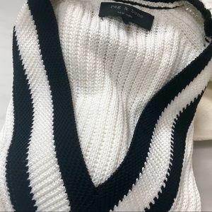 Rag & Bone Tennis Sweater M